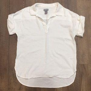 Kenar Short Sleeve Blouse